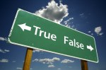 Myths: True v. False